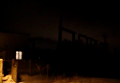 Пожар на электроподстанции Бортничи