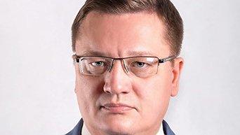 Ученый-космолог Андрей Кананин