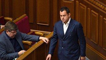 Народный депутат Максим Ефимов