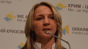 Эксперт Совета внешней торговли Украинская призма Марьяна Кузьо