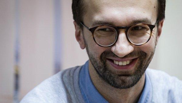 Нардеп Сергей Лещенко. Архивное фото