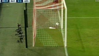 Матч Бавария - Арсенал. Видео