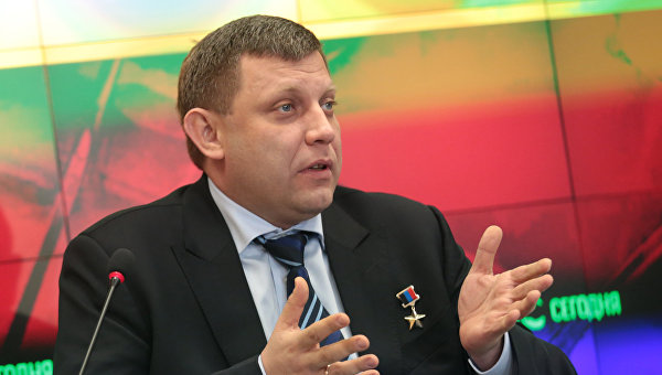 Мыготовы дать свободу Донбассу военным путем— руководитель ДНР