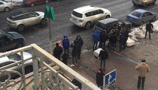 ВКиеве неизвестные напали на руководителя Института нацпамяти Вятровича