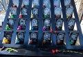 Первые лица государства почтили память Героев Небесной Сотни в Киеве
