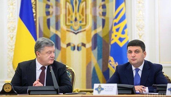 Заседание СНБО по нейтрализации угрозы в энергетической безопасности Украины