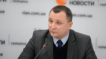 Сергей Кравченко, ответственный секретарь Национальной медицинской палаты Украины