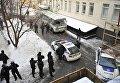Задержание напавших на Вятровича