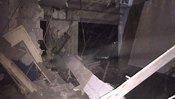 Танки ВСУ обстреляли Авдеевку, чтобы утаить последствия взрыва наскладе боеприпасов