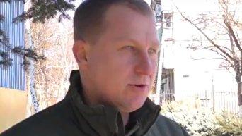 Вячеслав Аброськин о блокаде