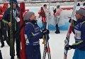 Украинки завоевали серебро на ЧМ по биатлону. Видео