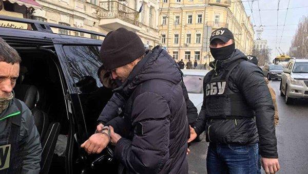 Задержание на взятке чиновника Минсоцполитики