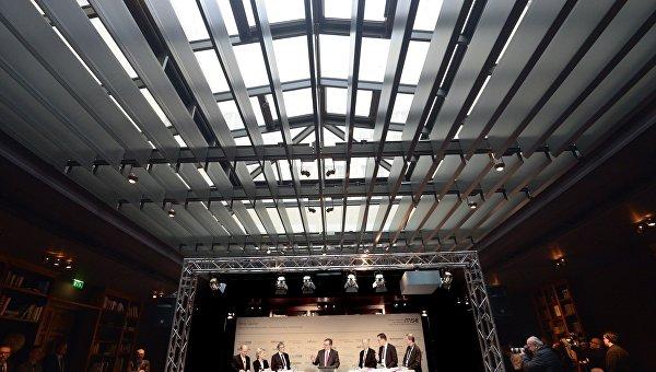 Мюнхенская конференция по безопасности.