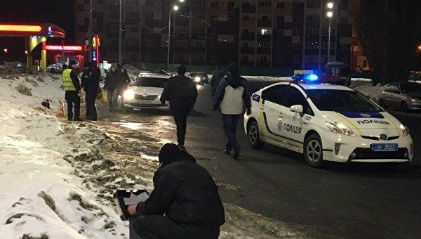 Стрельба в Харькове на жилмассиве Алексеевка