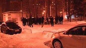 Стрельба в Харькове. Комментарий полиции. Видео