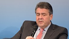 Министр иностранных дел Германии Зигмар Габриэль
