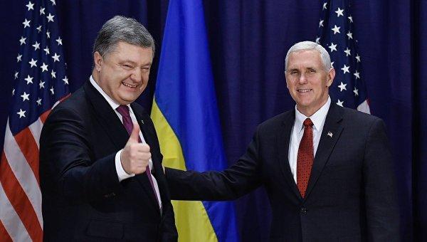 Пенс пообещал «привлечь РФ кответственности»