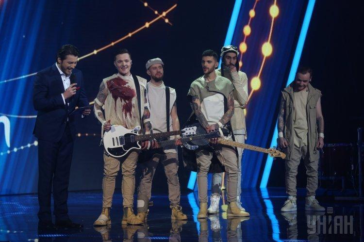 Третий полуфинал национального отбора на Евровидение