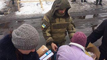 Участники блокады Донбасса сообщили о провокациях у Кривого Торца
