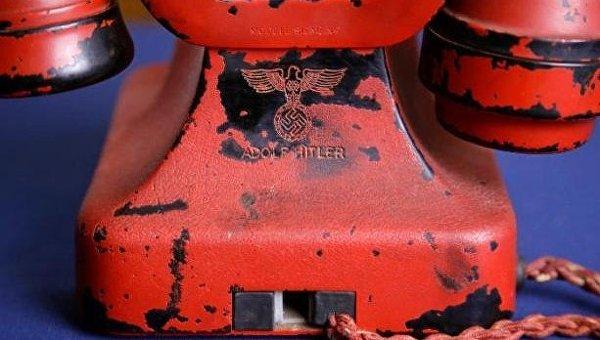 Личный телефон Адольфа Гитлера из бункера