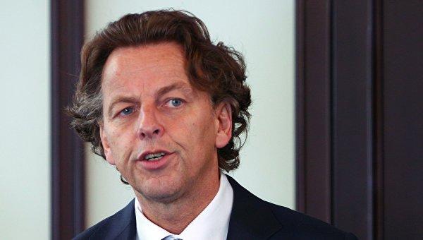 Министр иностранных дел Нидерландов Берт Кундерс. Архивное фото