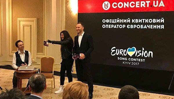 Продажа последних билетов нафинал «Евровидения-2017» стартует 21февраля