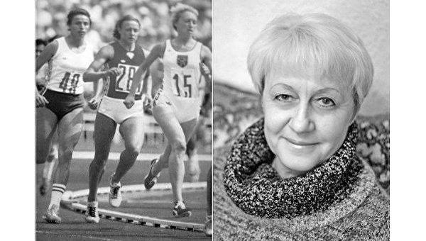 Скончалась советская олимпийская чемпионка полёгкой атлетике