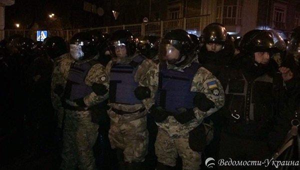 Столкновения вКиеве: возникла информация опострадавших