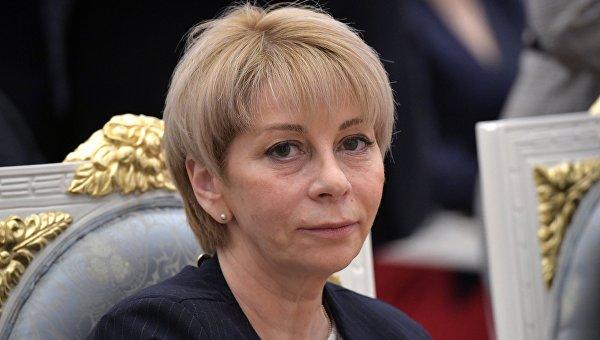 Директор Международной общественной организации Справедливая помощь Елизавета Глинка (Доктор Лиза). Архивное фото