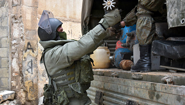 ВСирии погибли четверо русских военнослужащих