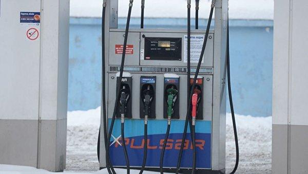 АЗС. Автозаправка. Бензин