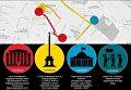 Третья годовщина Майдана. Инфографика
