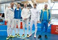 Украинские шпажисты завоевали серебро на этапе Кубка мира в Канаде