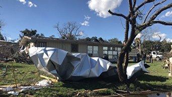 Торнадо в Сан-Антонио