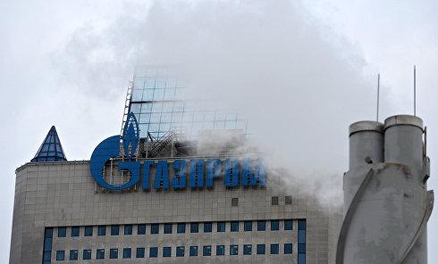 """Здание ОАО """"Газпром"""" в Москве. Архивное фото"""