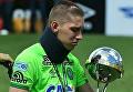 Выживший в авиакатастрофе вратарь бразильского футбольного клуба Шапекоэнсе Джексон Фольманн
