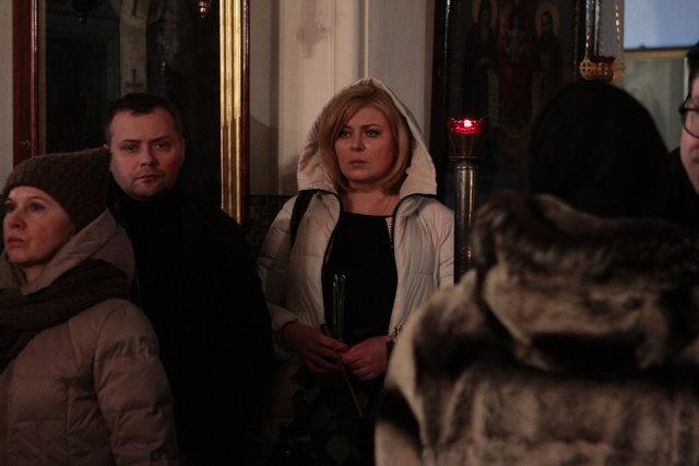 Прощание с режиссером Максимом Паперником