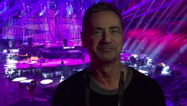 Помощь вподготовке Евровидения вКиеве окажет продюсер изШвеции