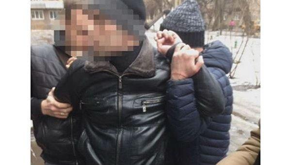 СБУ задержала полицейского впроцессе реализации наркотиков
