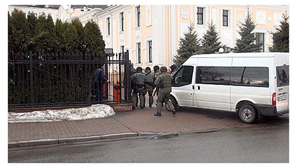 Обыски у экс-чиновников КГГА