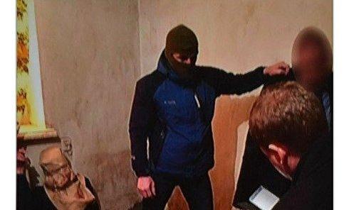 Задержание заказчика и исполнителей похищения Гончаренко