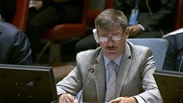 Назначен новый постпред РФ в ООН