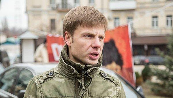 Алексей Гончаренко. Архивное фото