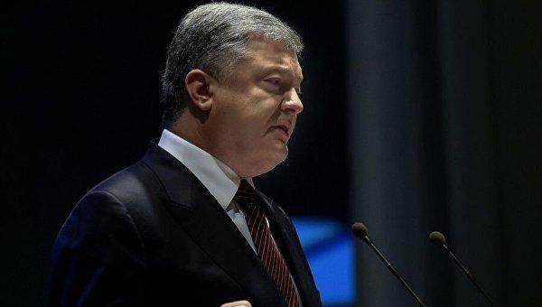 Порошенко отказался отсоветов поповоду реинтеграции Донбасса