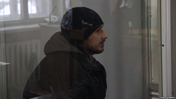Киевский суд продлил арест похищенного вКрыму военнослужащегоРФ Одинцова