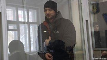 Военнослужащий РФ Одинцов заявил в киевском суде, что не признает вины
