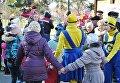 Фестиваль Варишська палачинта в Мукачево