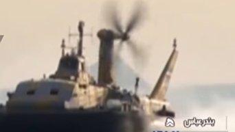 Иран начал крупномасштабные военно-морские учения в Индийском океане. Видео