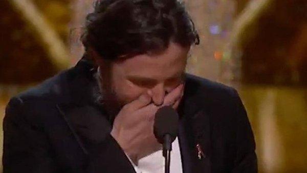 Кейси Аффлек завоевал Оскар за главную роль в фильме Манчестер у моря