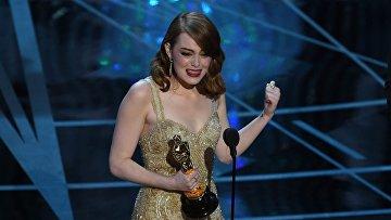 """В США 89-я церемония вручения """"Оскара"""" завершилась скандалом"""